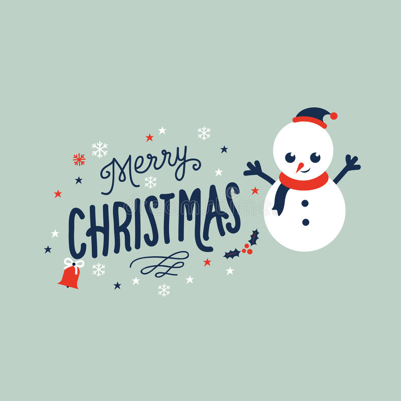 Free Merry Christmas Stock Photography - 46990672