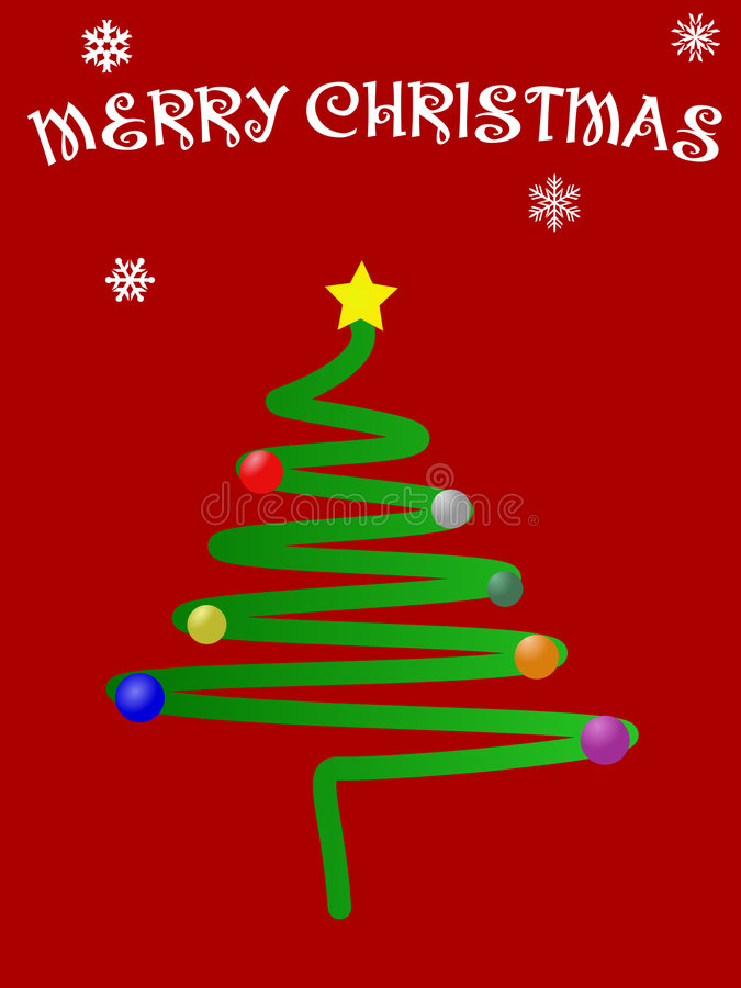 Download Merry Christmas Stock Image - Image: 5176501