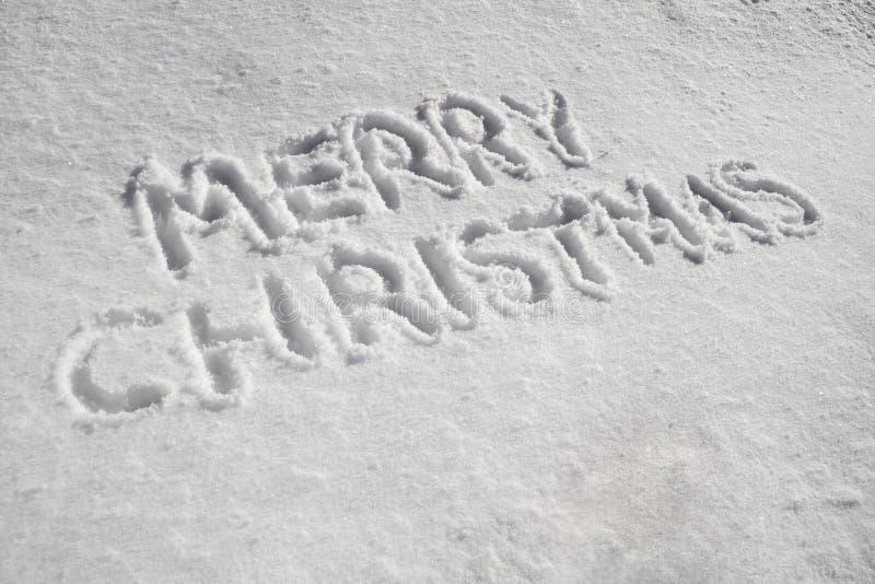 Download Merry Christmas stock image. Image of handwriting, white - 7315939