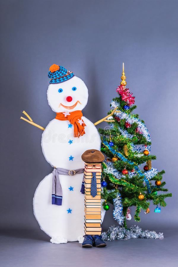 Free Merry Christmas And Happy New Year! Stock Photography - 102626162