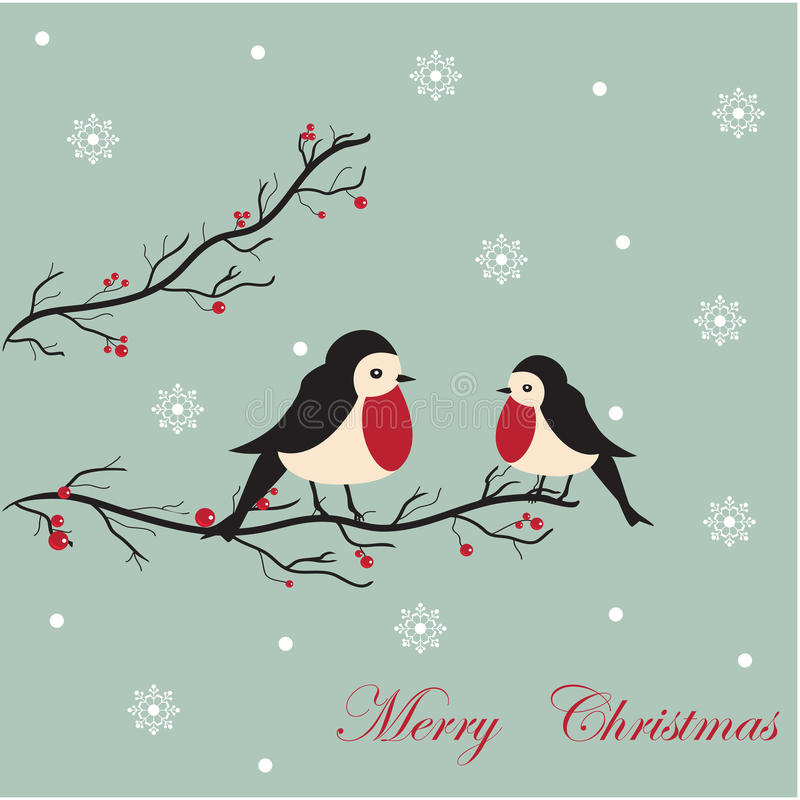 Merry christmas background card. Merry christmas card , background stock illustration