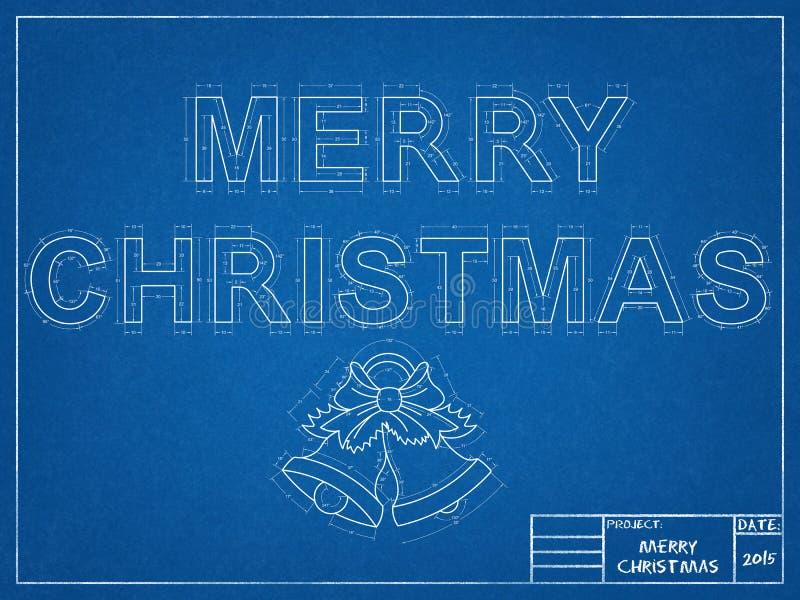 Merry christmas blueprint stock illustration illustration of download merry christmas blueprint stock illustration illustration of document 47237756 malvernweather Choice Image