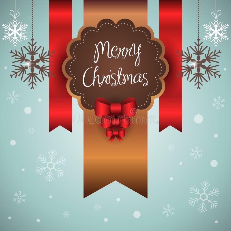Free Merry Christmas Card Stock Image - 22006181
