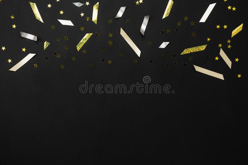 Merry Christmas decorations & Happy new year 2019 ornaments concept. royalty free stock photography