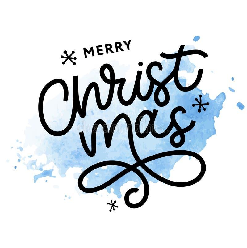 Merry Christmas gold glittering lettering design. Vector illustration EPS 10 vector illustration