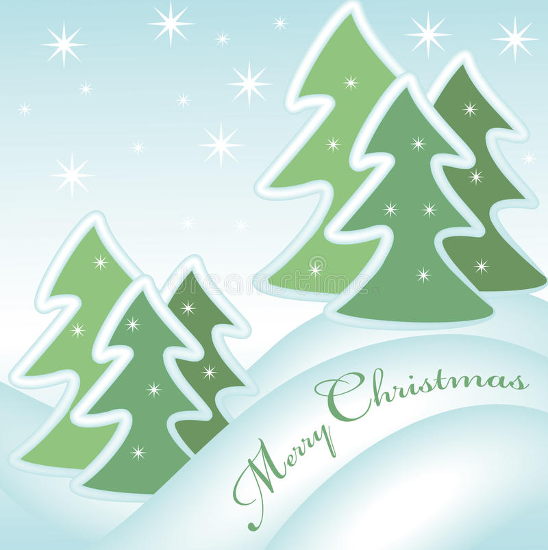 Free Merry Christmas Greeting Card 1 Royalty Free Stock Photo - 11440675