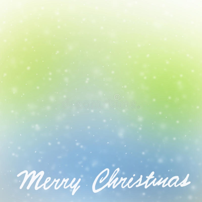 Merry Christmas greeting card border royalty free stock photos