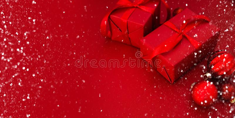 Christmas and New Year holiday background. Xmas greeting card. Winter holidays. Merry Christmas and Happy Holidays greeting card, frame, banner. New Year royalty free stock photo