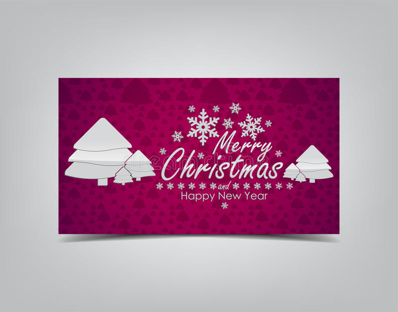Merry Christmas! Stock Images