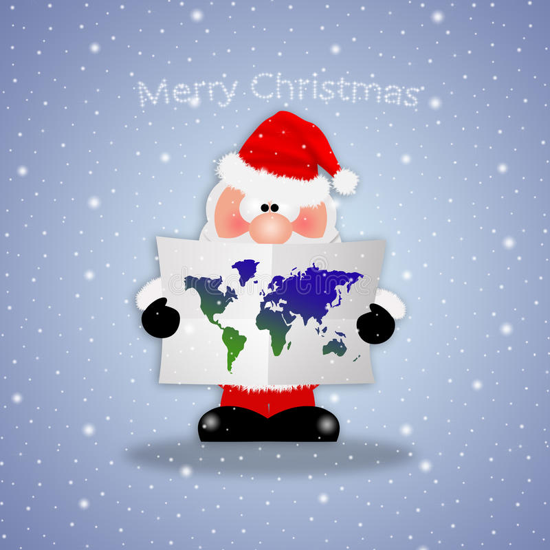 Download Merry Christmas stock illustration. Illustration of merry - 35406342