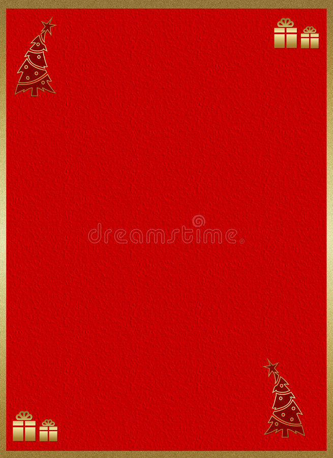 Merry Christmas letter stock photography