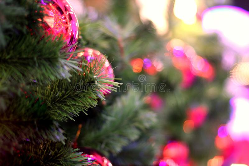 Merry Christmas. And happy new year royalty free stock photo