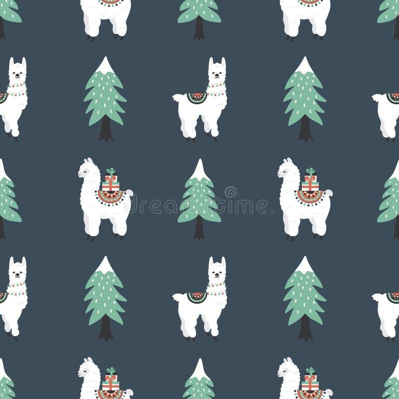 Merry Christmas vector print. royalty free illustration