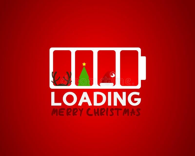 Merry christmas on web