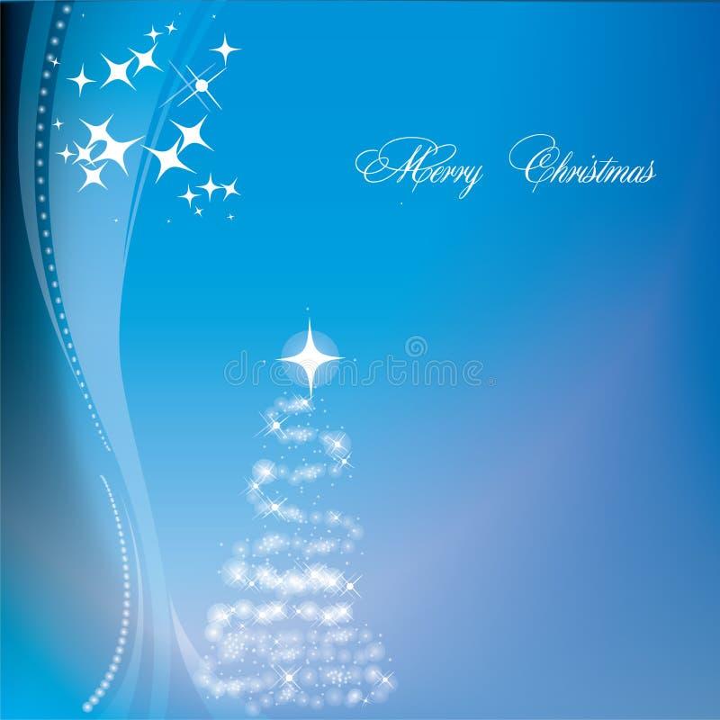 Merry_cristmas illustration libre de droits