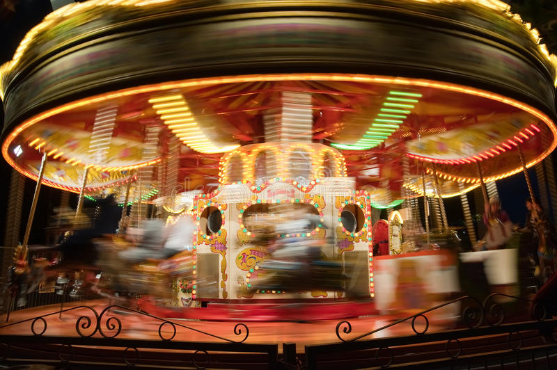 Download Merry Go Round stock image. Image of carnival, recreation - 10820149
