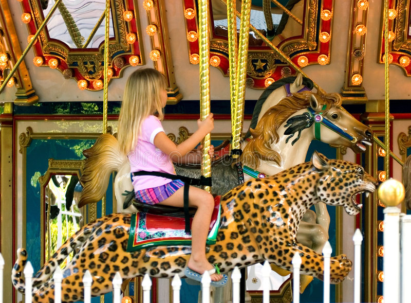 Download Merry Go Round 2 Stock Images - Image: 1704784