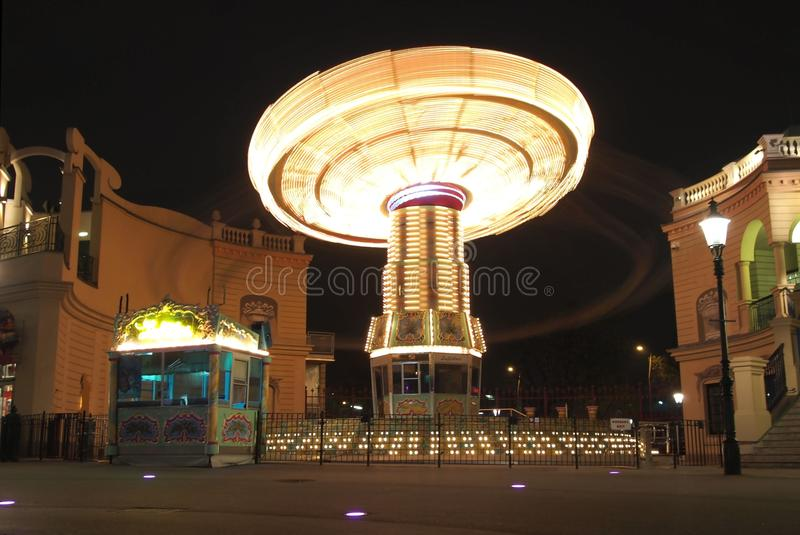 Download Merry-go-round Royalty Free Stock Images - Image: 24380939