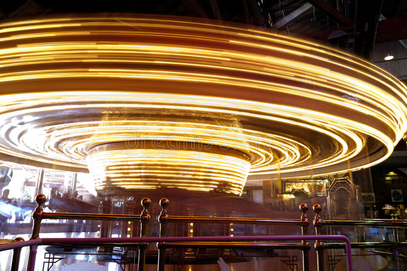 Download Merry go round stock photo. Image of rail, circling, metal - 24676904