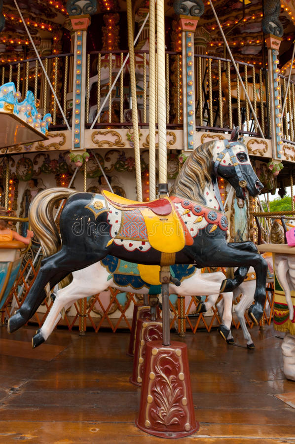 Download Merry Go Round Horse Stock Images - Image: 21944274