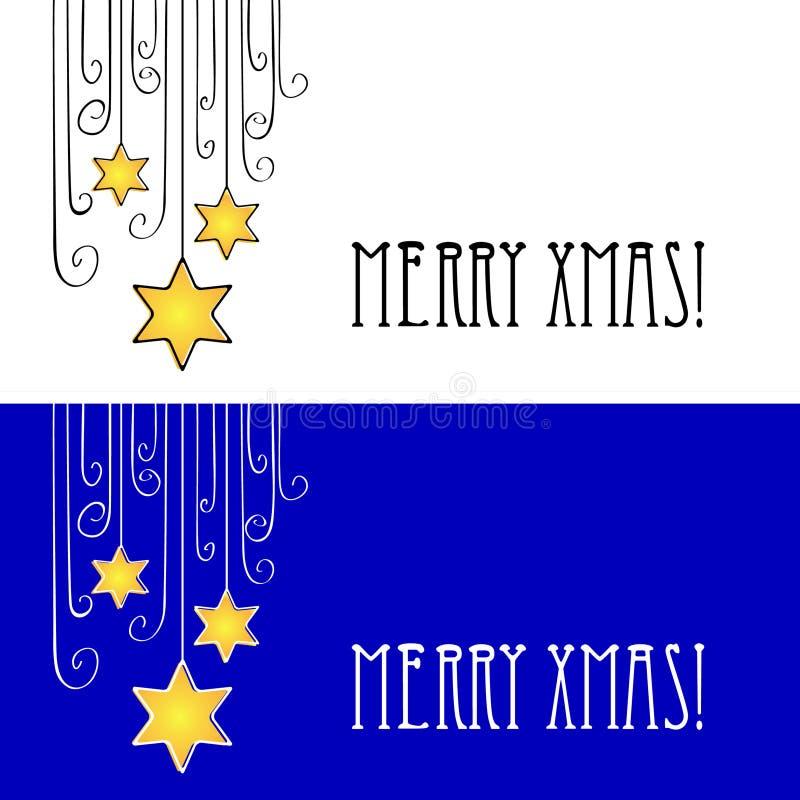 Merry Xmas! stock illustration