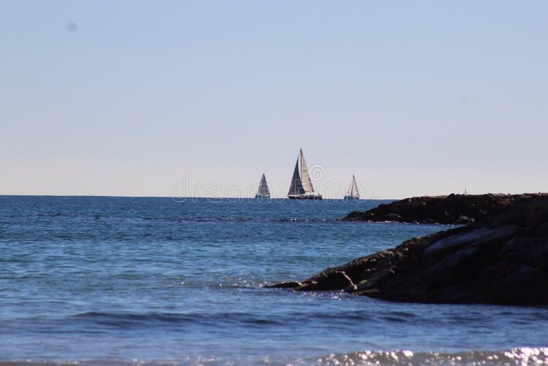Mers de navigation photo libre de droits