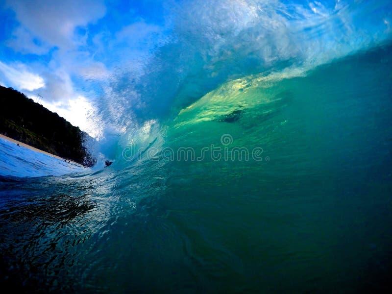 Merveille bleue photo libre de droits