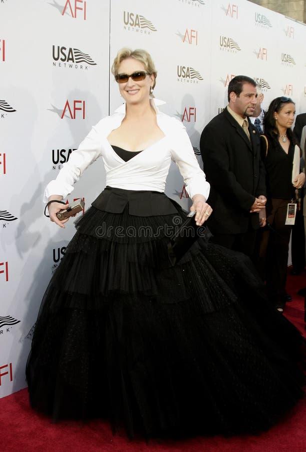 Meryl Streep photos libres de droits