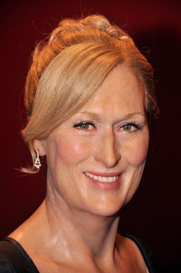 Meryl Streep imágenes de archivo libres de regalías