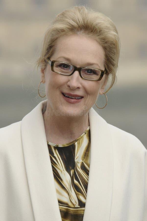 Meryl Streep, photographie stock