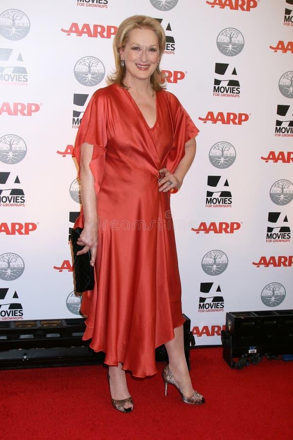 Meryl Streep stockfotos