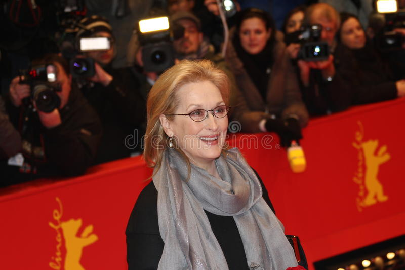 Download Meryl Streep editorial photography. Image of portrait - 23770682