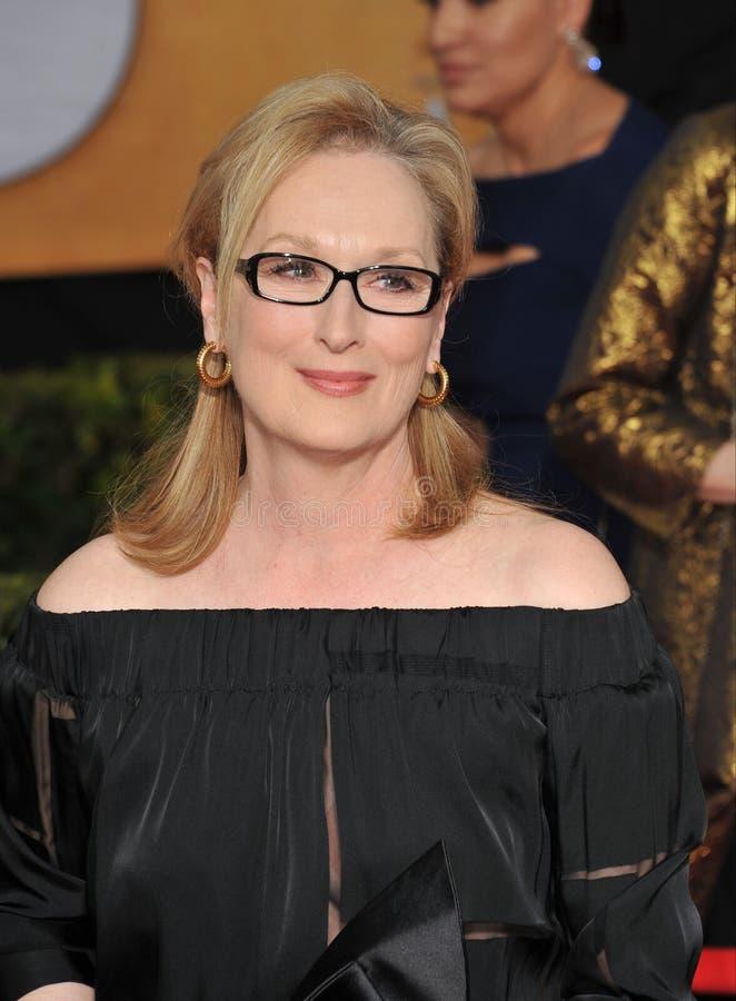 Meryl Streep zdjęcia stock