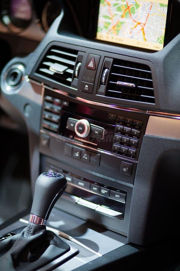 Merzedes Benz-Cockpit lizenzfreies stockfoto