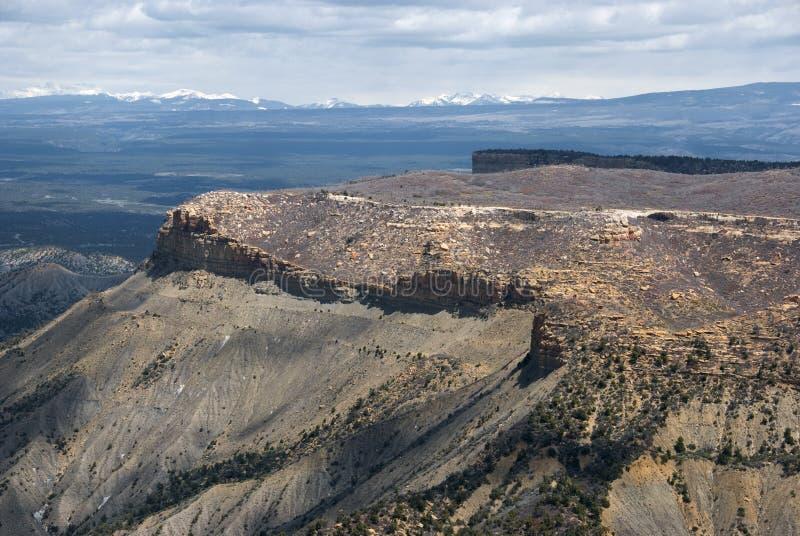 mesa国家公园verde视图 免版税库存图片