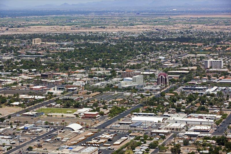 Mesa Arizona royaltyfria bilder