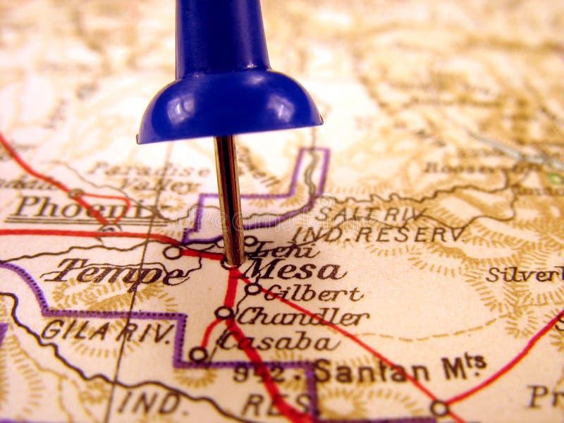 MESA, Arizona lizenzfreies stockfoto