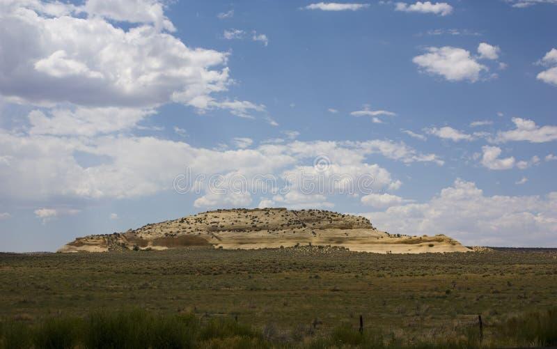 mesa-nationalparkverde royaltyfri bild