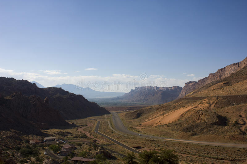 mesa-nationalparkverde arkivfoto