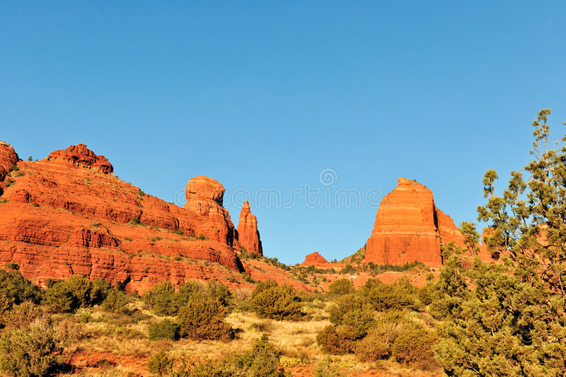 Download Mesa Rock Formations Arizona Stock Photo - Image: 8228298