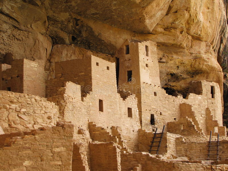 Mesa Verde foto de archivo libre de regalías