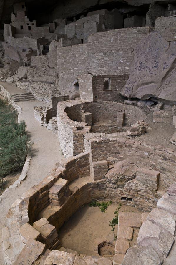 Mesa Verde. National Park (Aramark) Tour royalty free stock photos