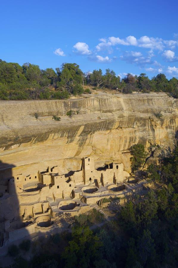 Mesa Verde royaltyfria bilder
