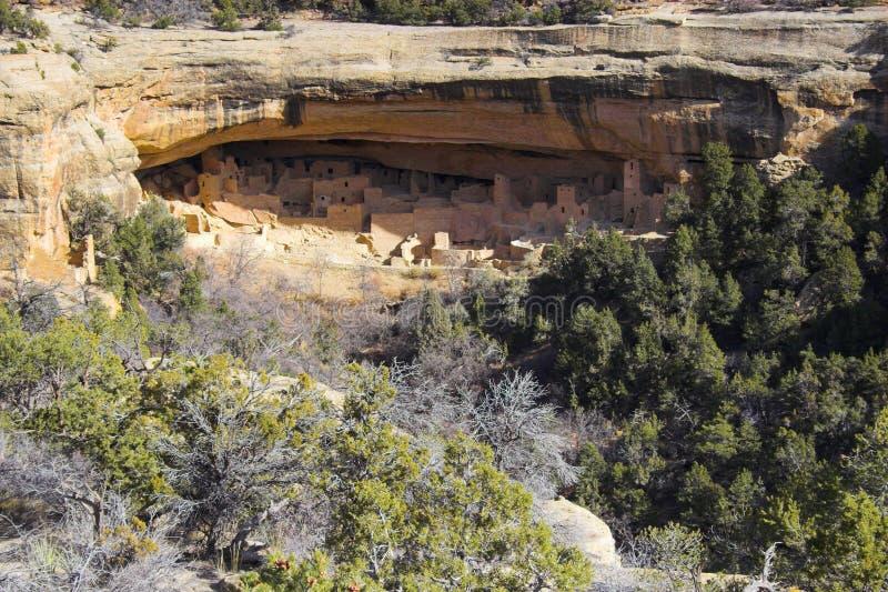 Mesa Verde fotografia de stock royalty free