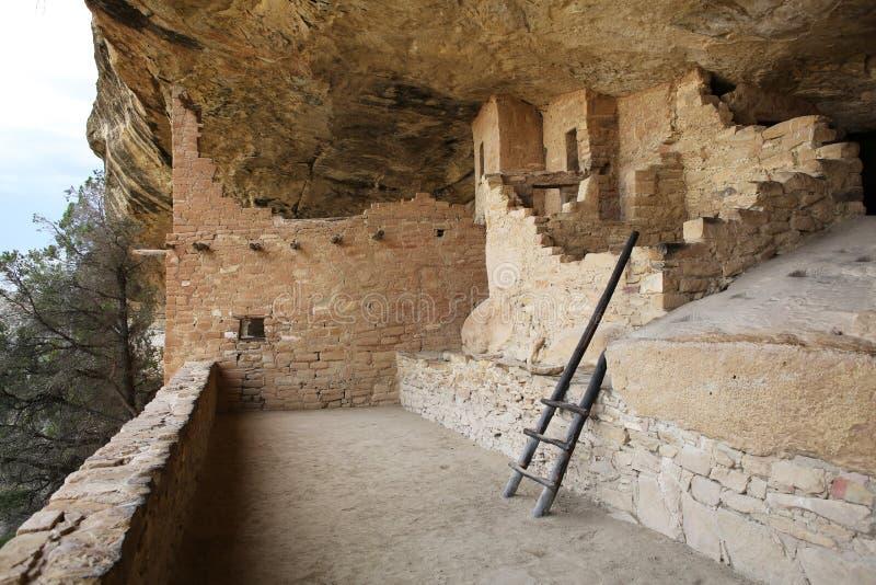 Mesa Verde National Park in Colorado, U.S.A. immagine stock libera da diritti