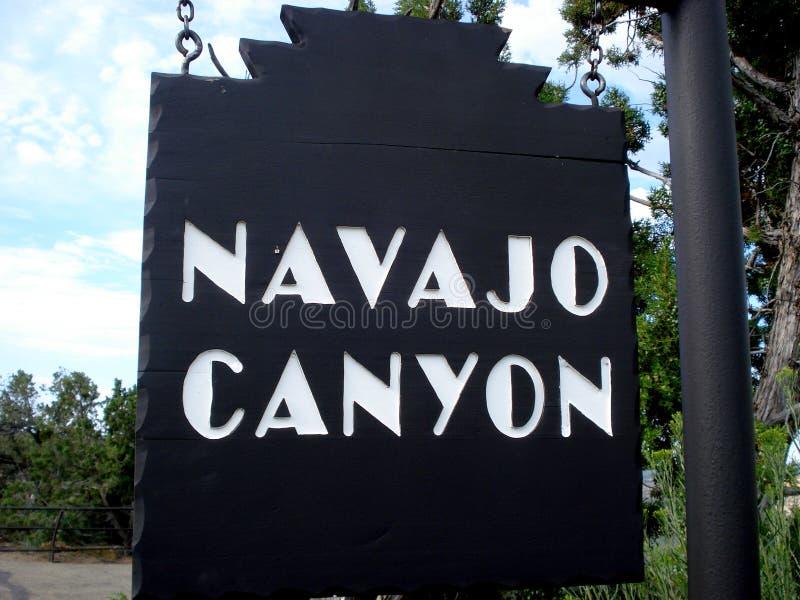 Mesa Verde National Park, de Canion van Navajo royalty-vrije stock fotografie