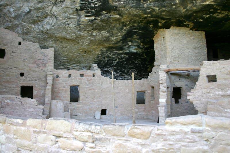 Mesa Verde Ruins immagine stock libera da diritti