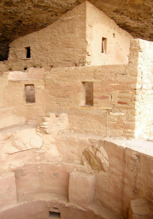 Mesa Verde Ruins 4 royalty free stock photography