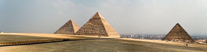 Meseta de Giza imágenes de archivo libres de regalías
