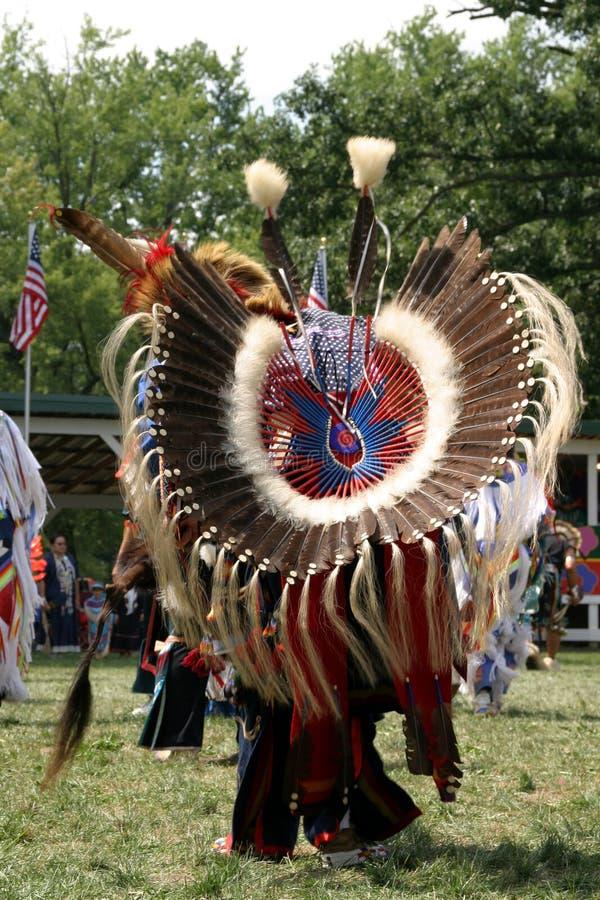 Meskwaki PowWow - Full Regalia stock images